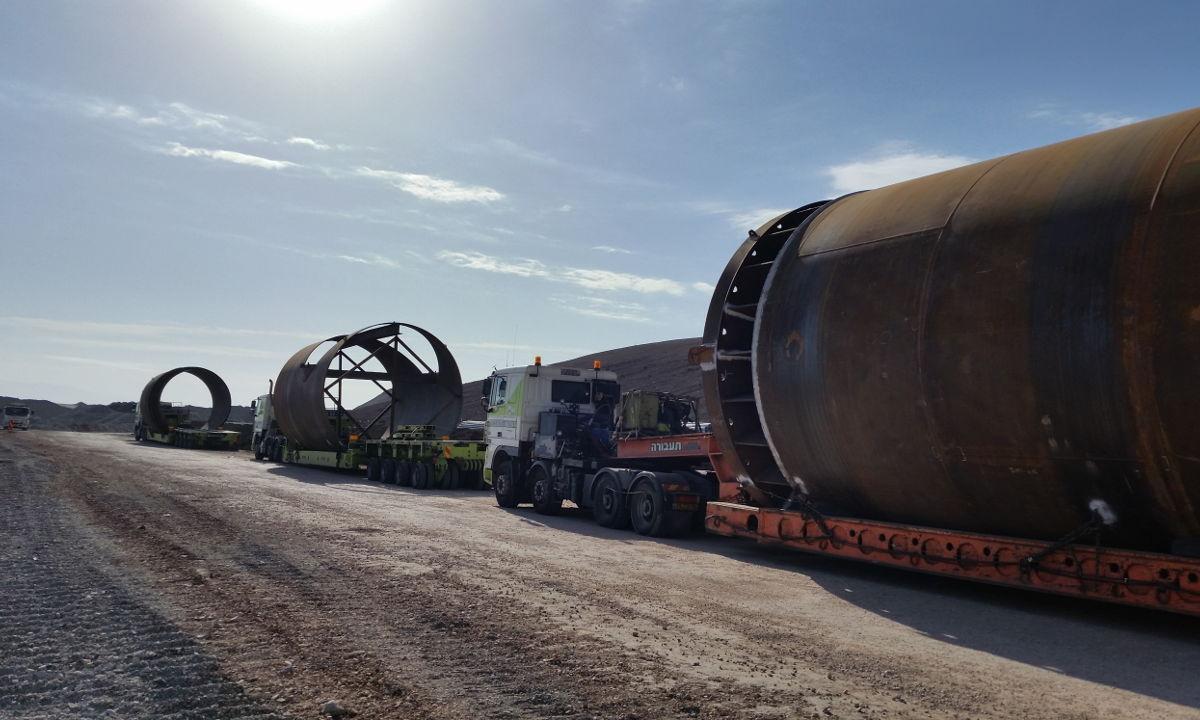 אגירה שאובה, גלבוע (300 MW) - גרנד אופק פרויקטים